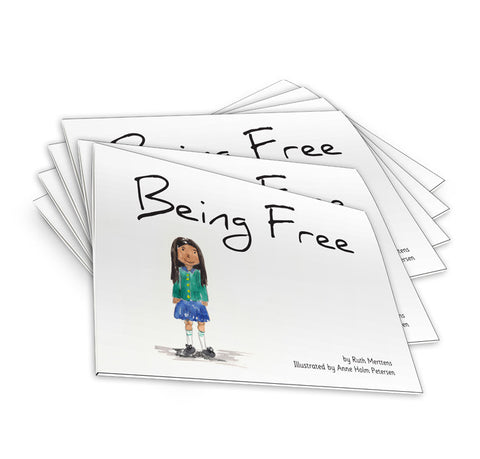 Being Free - pack of 6