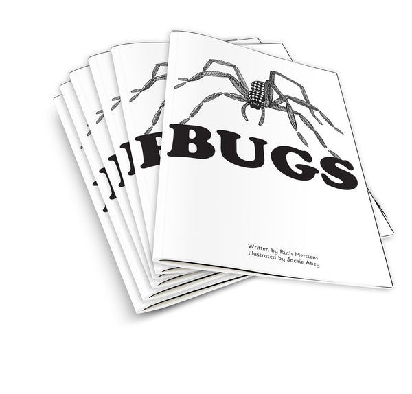 Bugs. Group Reader by Ruth Merttens.