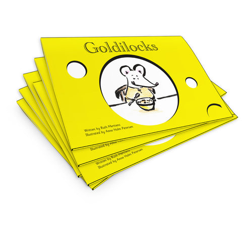 Goldilocks - pack of 6