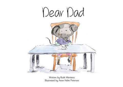 Dear Dad - pack of 6