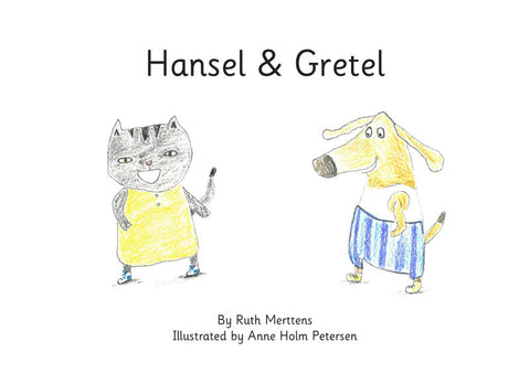 Hansel and Gretel - pack of 6