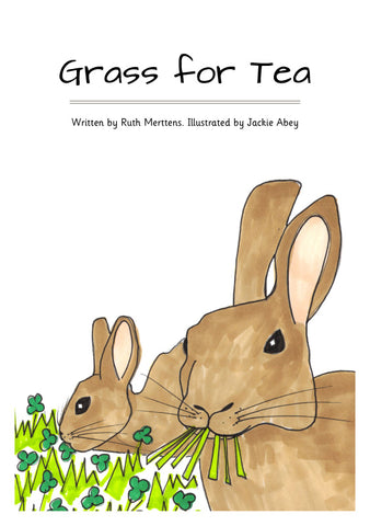 New! Grass for Tea - pack of 6