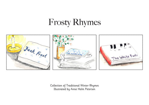 Frosty Rhymes - pack of 6