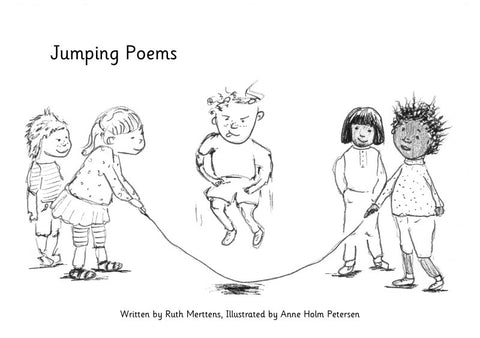 Jumping poems - pack of 6
