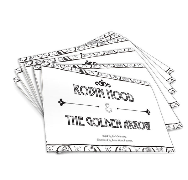 Robin Hood - pack of 6