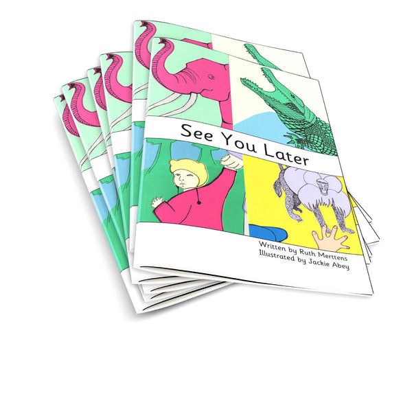 See you later - pack of 6