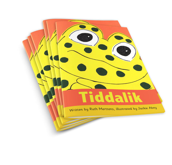 Tiddalik. Group Reader by Ruth Merttens.