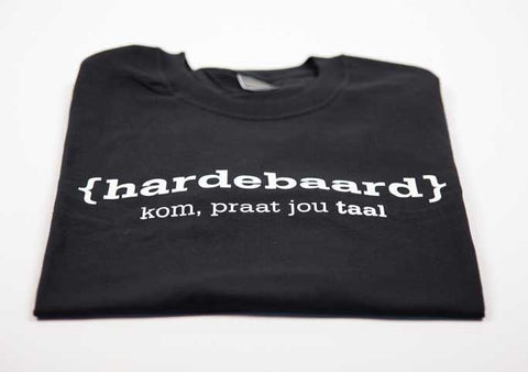 maroela media-t-hemp hardebaard