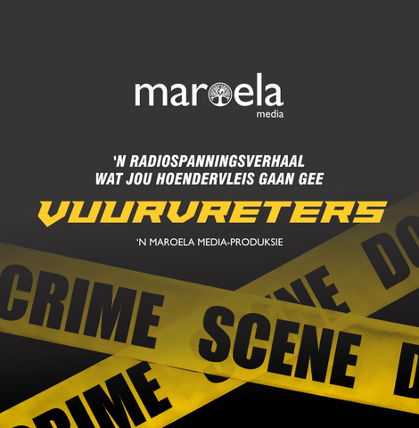 Vuurvreters in MP3-formaat