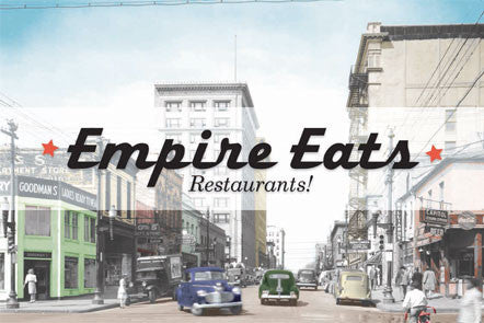 Empire Eats Gift Card - $150