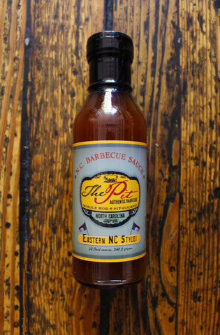 The Pit's Eastern NC Style BBQ Sauce
