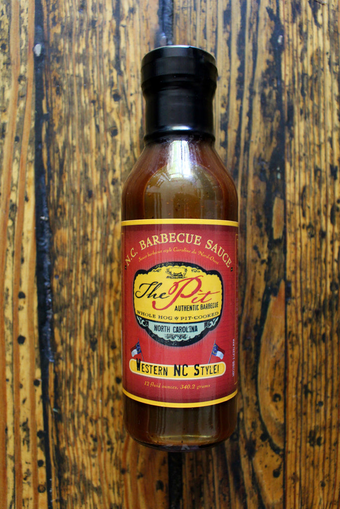 The Pit's Western NC Style BBQ Sauce