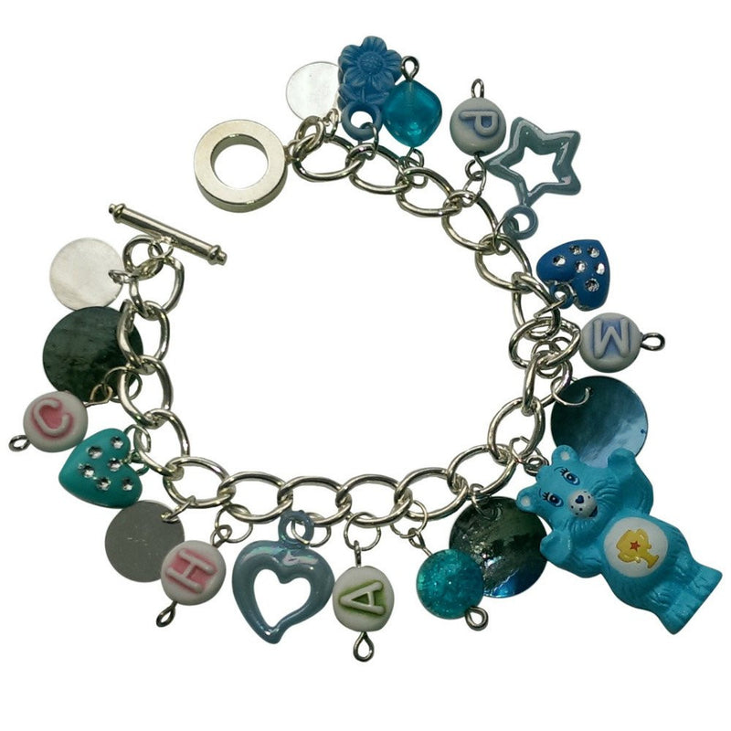 Care Bears Champ Bear Ladies Charm Bracelet