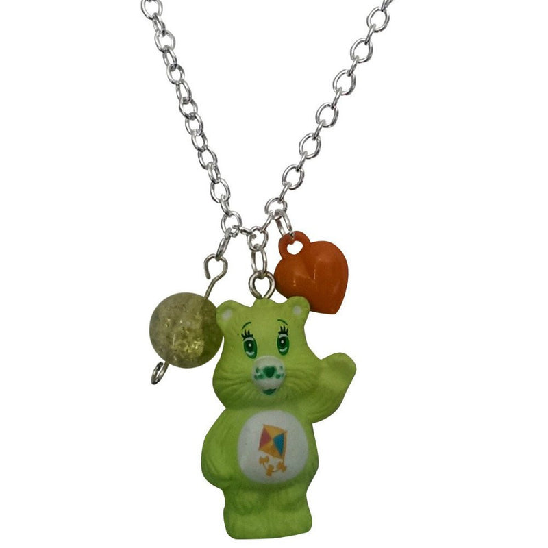 Care Bears Do Your Best Bear Charm Necklace Pendant