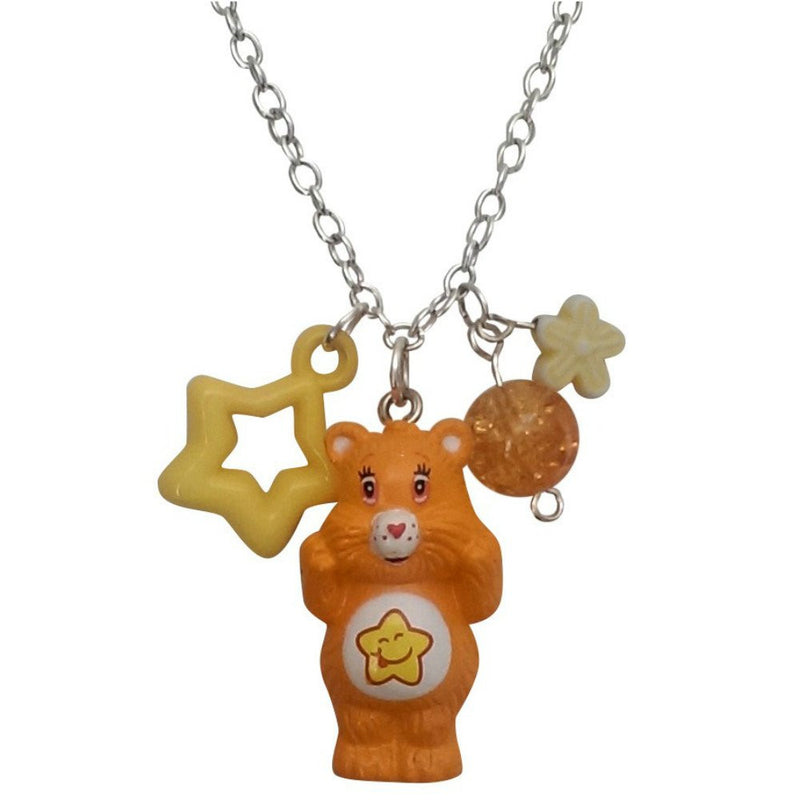 Care Bears Laugh-A-Lot Bear Charm Necklace Pendant