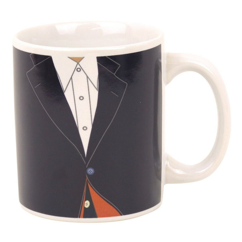 Doctor Who Twelfth Doctor Peter Capaldi Costume Boxed Novelty Mug