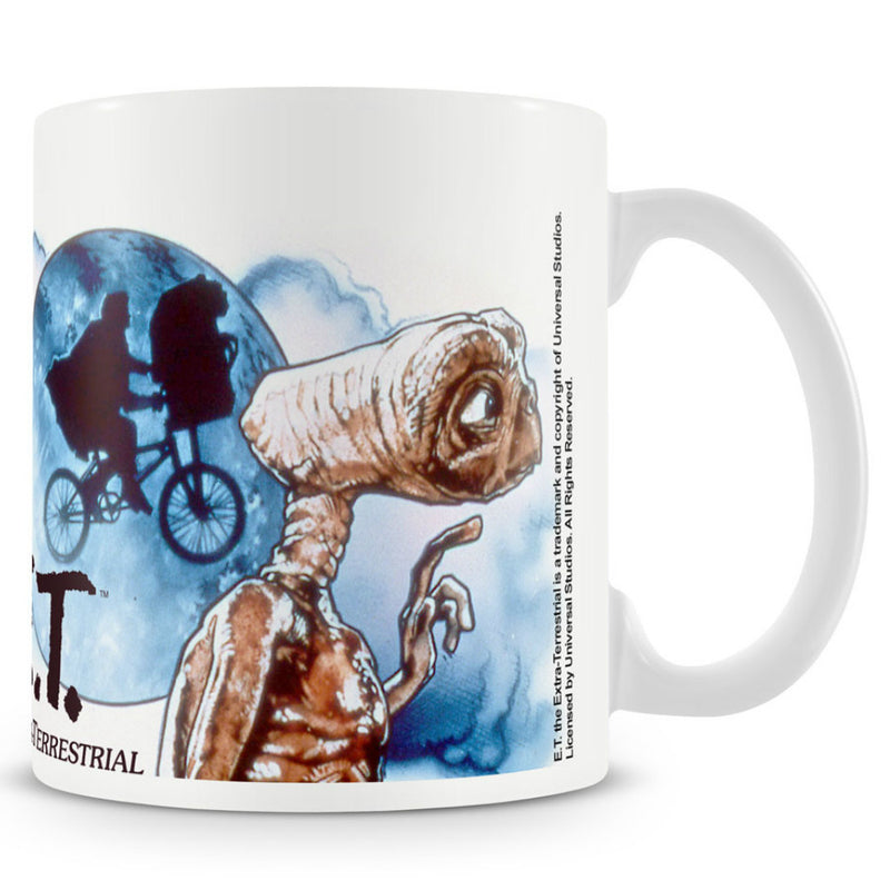 E.T. The Extra Terrestrial Elliott and E.T. Boxed Mug
