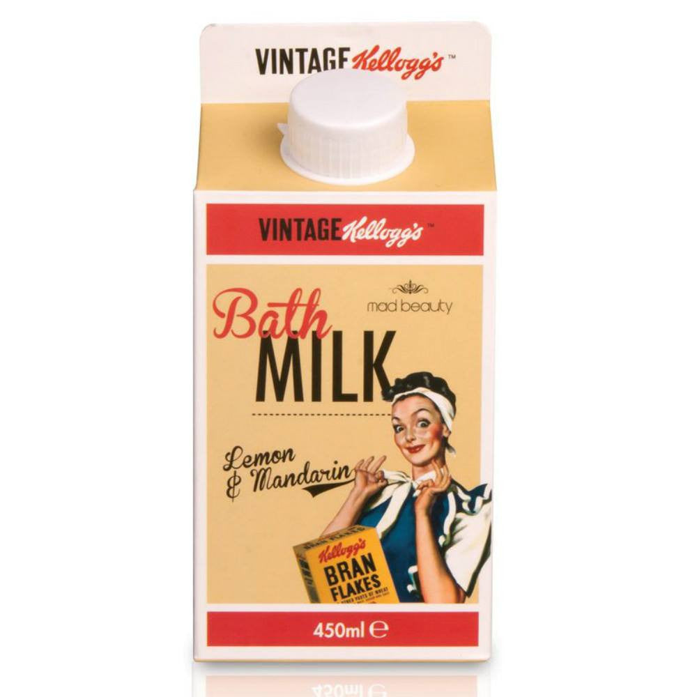 Kellogg's Vintage Bath Milk Lemon and Mandarin