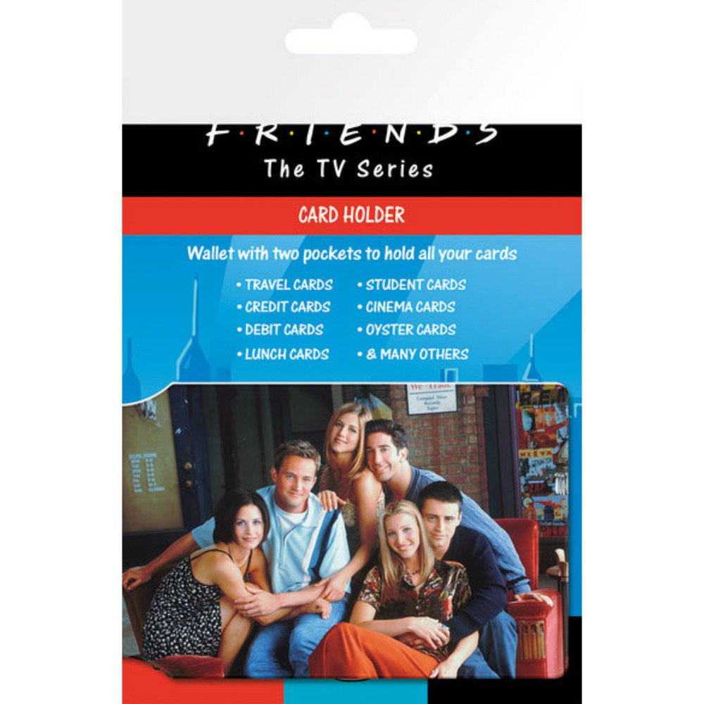 Friends TV Cast Card Holder Wallet