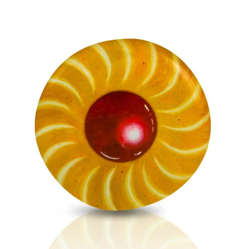 Jammy Dodger Biscuit Hand Mirror