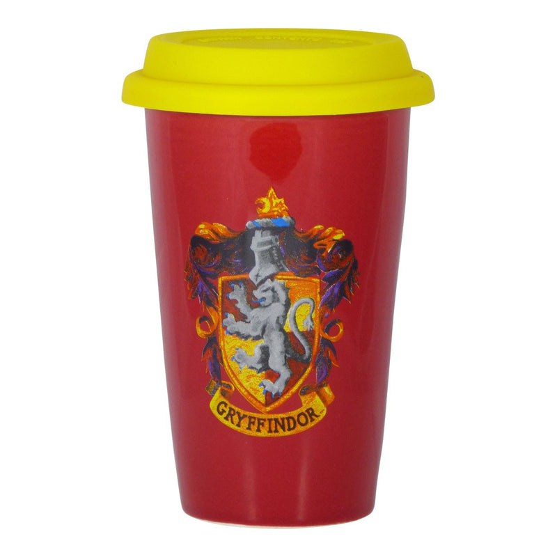 Harry Potter Gryffindor Crest Boxed Travel Mug