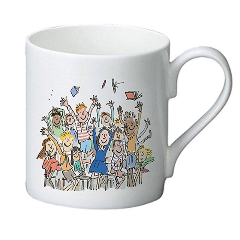 Roald Dahl Matilda Am I A Phenomenon Bone China Mug