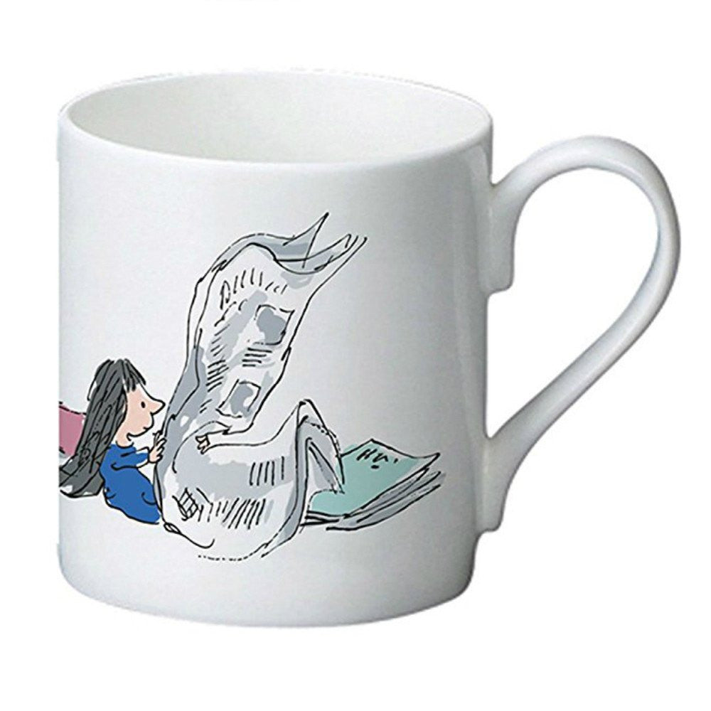 Roald Dahl Matilda I'm Wondering What To Read Next Bone China Mug