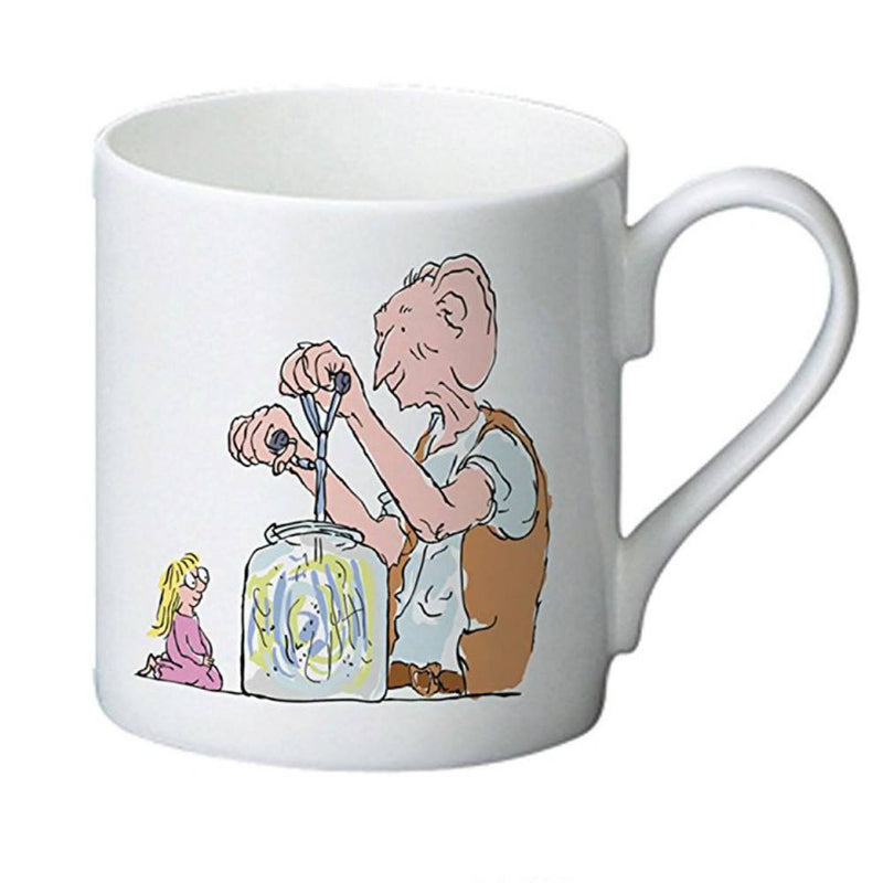 Roald Dahl The BFG Dreams Is Very Mystical Things Bone China Mug