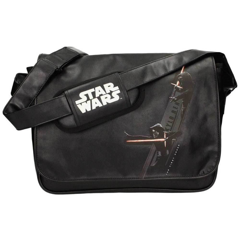 Star Wars The Force Awakens Kylo Ren The First Order Messenger Bag