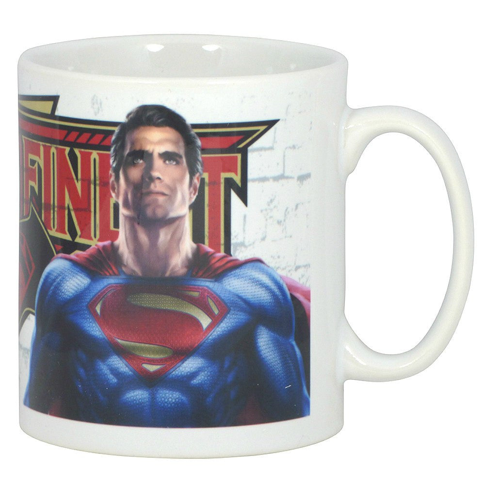 Batman Vs Superman Dawn of Justice Worlds Finest Boxed Mug