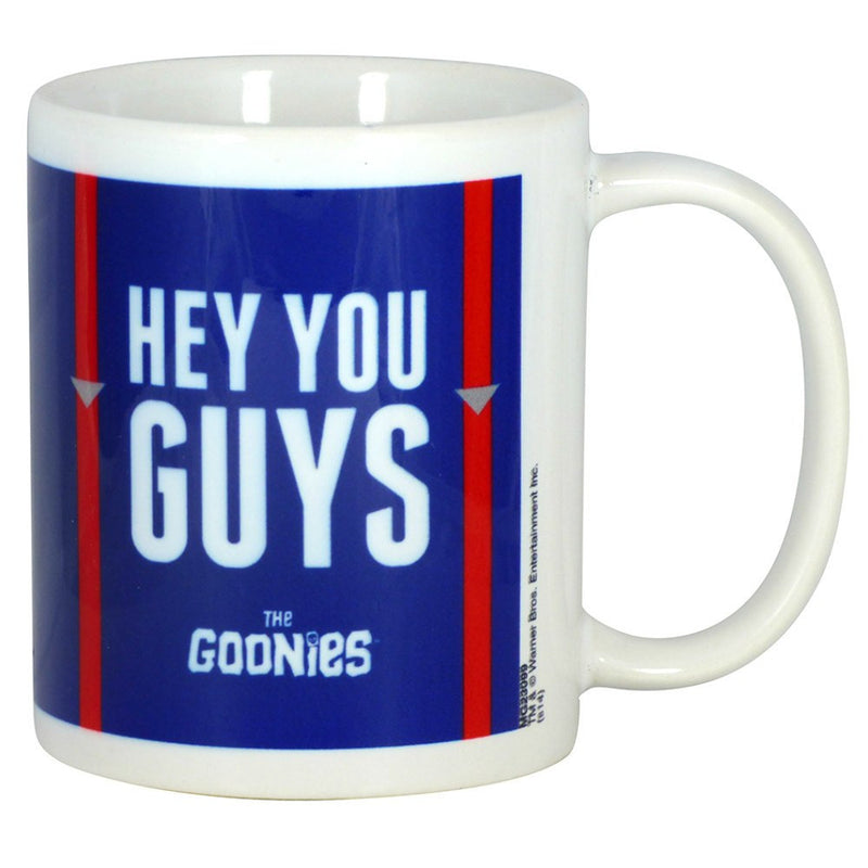 The Goonies Sloth Braces Hey You Guys Boxed Mug