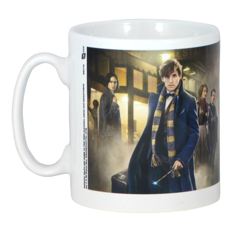 Fantastic Beasts and Where to Find Them Group Boxed Mug