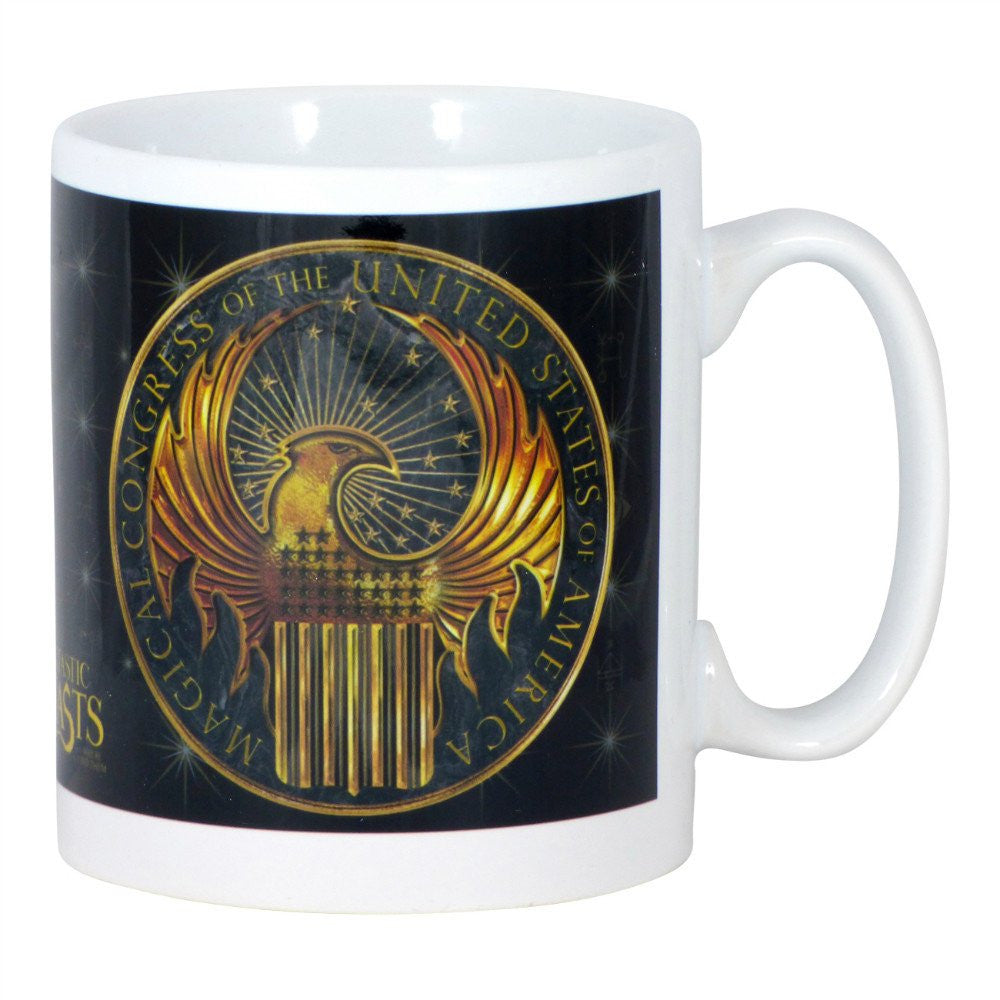 Fantastic Beasts and Where to Find Them MACUSA Boxed Mug