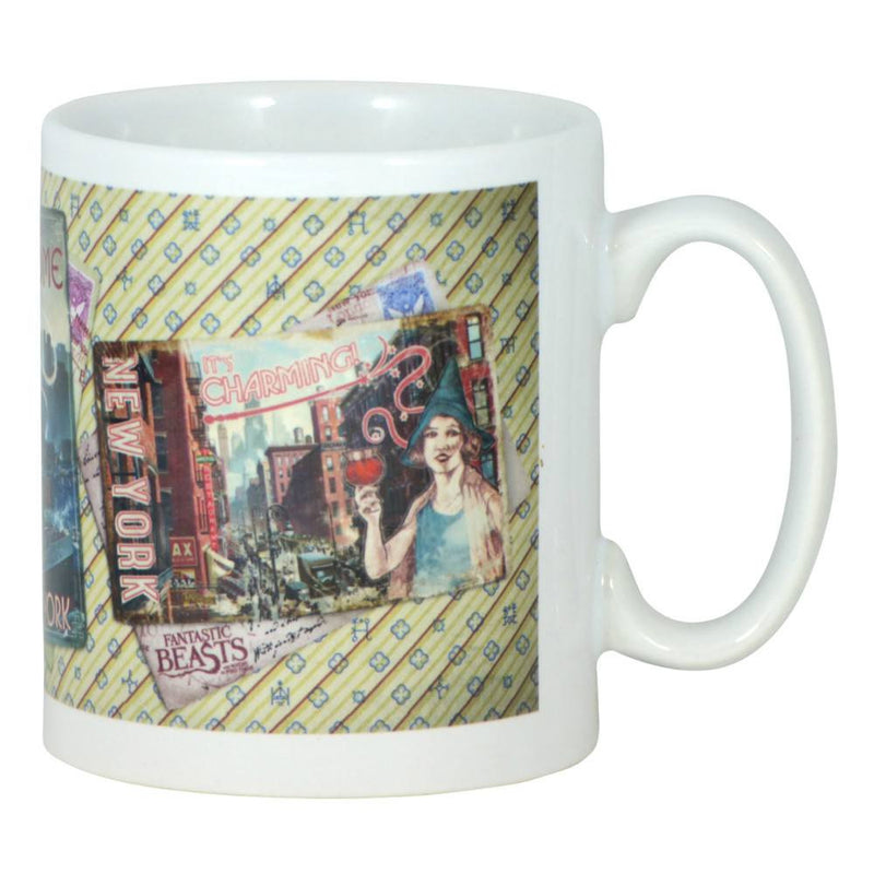Fantastic Beasts and Where to Find Them Postcards Boxed Mug