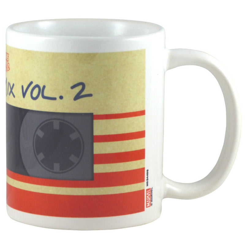 Marvel Guardians of the Galaxy Vol. 2 Awesome Mix Mug