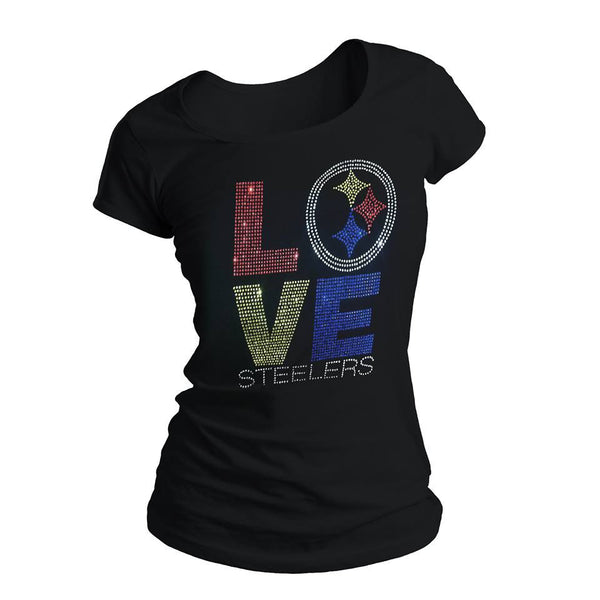 NFL Inspired Steelers Love