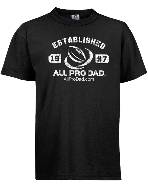 Established 1997 T-shirt (Black)