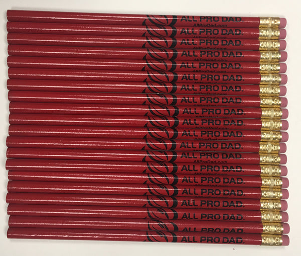 All Pro Dad pencils