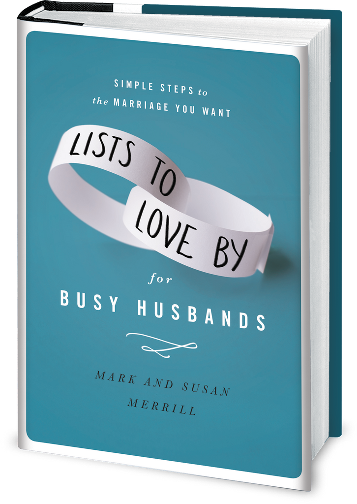 Lists to Love By for Busy Husbands Book (Hardcover)