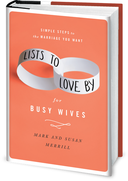 AUTOGRAPHED Lists to Love By for Busy Wives Book (Hardcover)