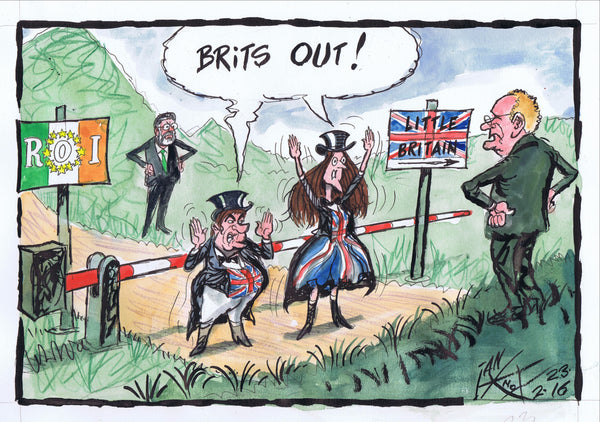 Brits Out!