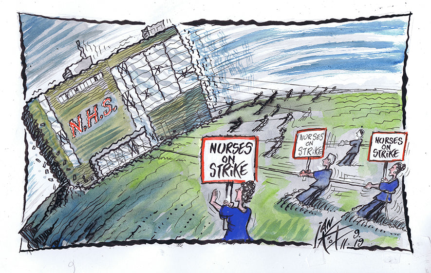 Nurses' Strike