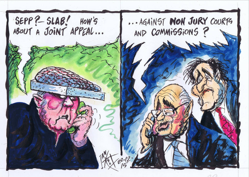 Slab Sepp joint appeal