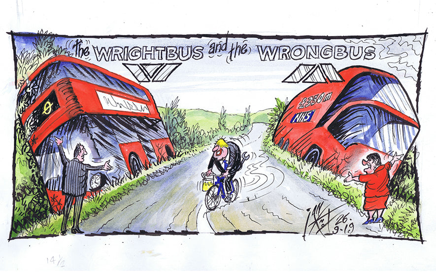 Wright And Wrong Buses