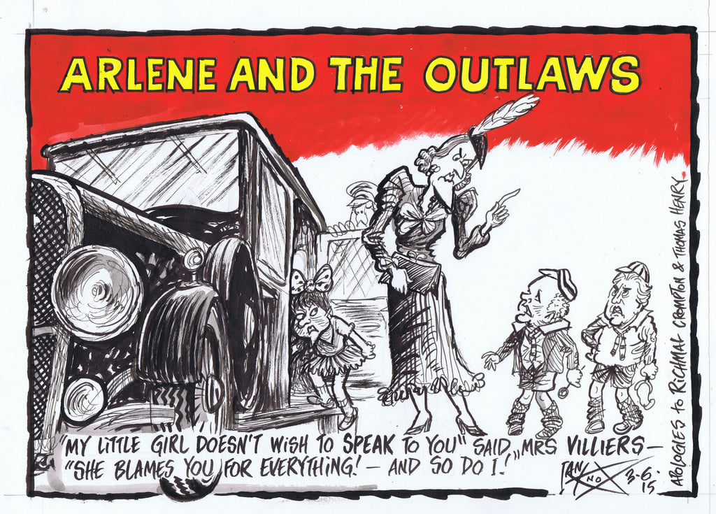 Arlene and the Outlaws