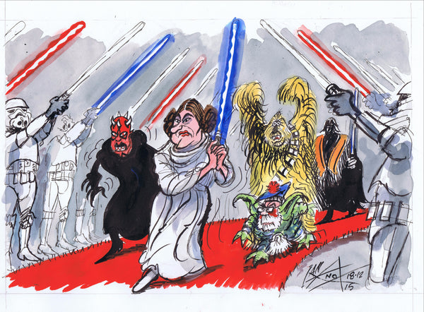 Arlene Star Wars