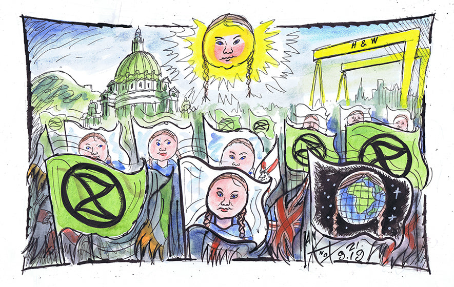 Extinction Rebellion Culture