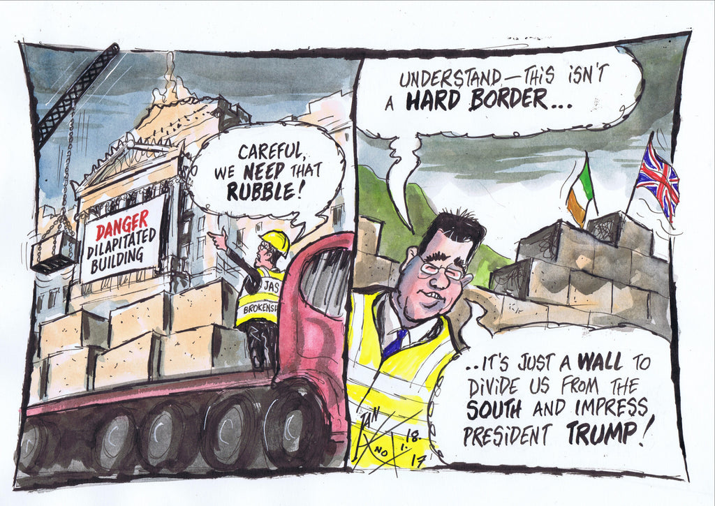 Not A Hard Border