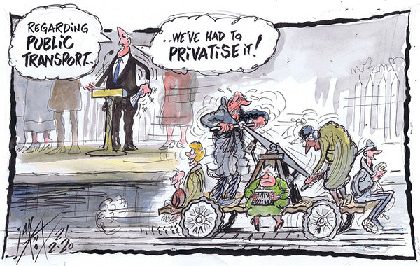 Privatise Transport