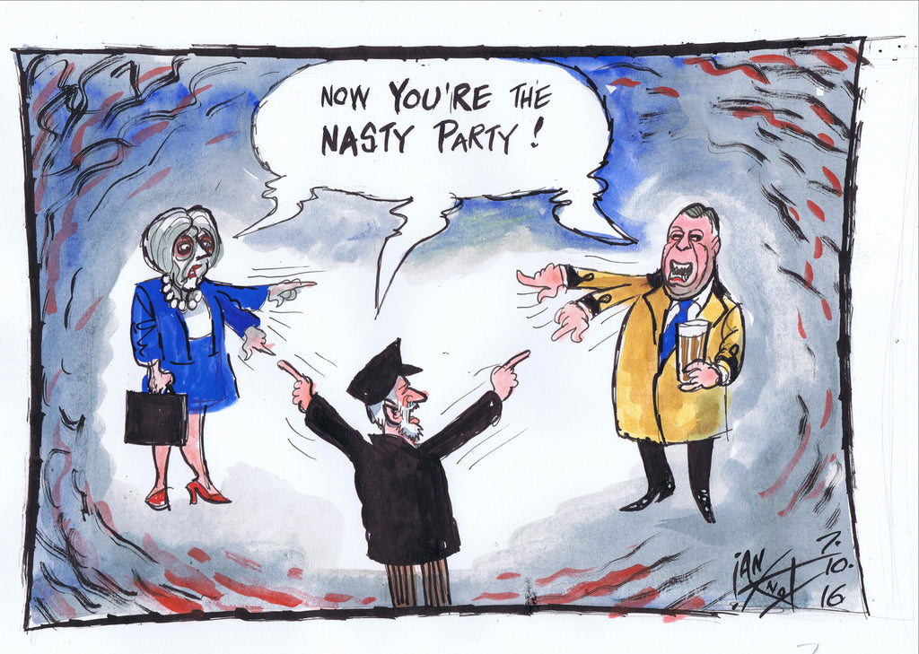 The Nasty Party